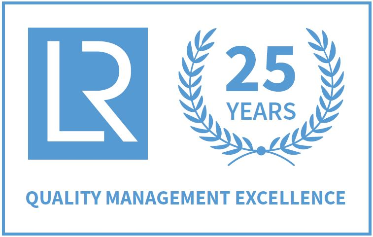 Quality Management Excellence award